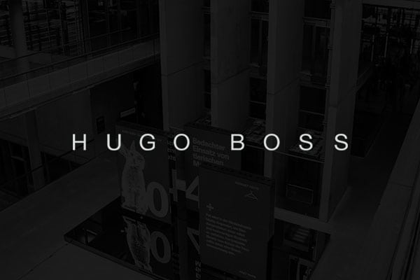 HUGO BOSS – ANIMATION